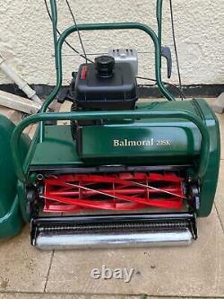 2010 Webb Atco Balmoral 20sk s se k Allett kensington petrol Lawnmower mower 20