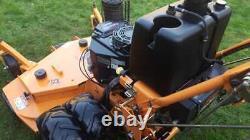 2013 Scag walk behind zero turn 52 Velocity mower No VAT low hours kawasaki