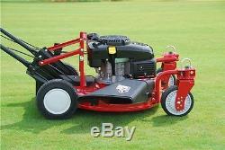 22 Lawn Mower Mulching Lawnmower Self Propelled Rotary Mower