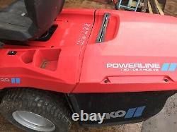 Alko Ride On Lawn Mower T20-105.4 HDE V2