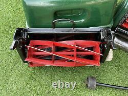Allett Atco Balmoral 14sk Cylinder mower 10 Blade Cassette & Scarifier Offers