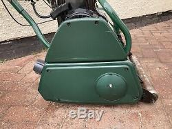 Allett Kensington Atco Balmoral 17s petrol selfpropelled cylinder lawnmower 2004
