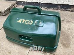 Allett Kensington Atco Balmoral 20se petrol self propelled cylinder lawnmower