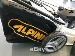 Alpina AL653VHQ 53cm 21 4 in 1 Self Propelled Honda GCV170 Engine Lawnmower