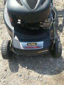 Alpine proline Petrol self propelled Lawnmower