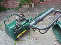 Atco Balmoral 14S (14) 35cm Self Propelled Cylinder Lawnmower