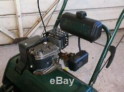 Atco Balmoral 14S 14-inch Self Propelled Petrol Lawnmower