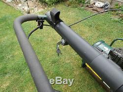 Atco Balmoral 14SE 14-inch Self Propelled Petrol Lawnmower