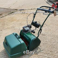 Atco Balmoral 17S Petrol Self Propelled Cylinder Lawnmower Fully Serviced