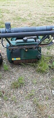 Atco Balmoral 17s Cylinder Lawnmower Petrol Self Propelled