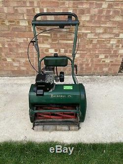 Atco Balmoral 17s Self Drive Lawnmower Lawn Mower Self-propelled with scarifier