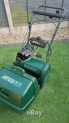 Atco Balmoral 17s Self Propelled Petrol Cylinder Mowernew Cassettesoffers