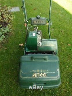 Atco Commodore B17 Petrol Self Propelled Cylinder Mower