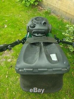 Atco Line 18SH Petrol Rotary Mower Self Propelled Honda Roller
