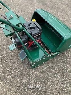 Atco Royale 30E I/C Petrol Cylinder Lawnmower with Grass Box Electric Key Start