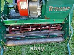 Atco Royale B24r Self Propelled Rear Roller Petrol Lawnmower