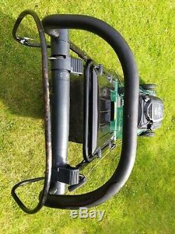 Atco Viscount 19S Petrol Mower Rear Roller Self Propelled Mower