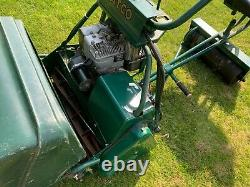 Atco royale B24 electric start petrol cylinder Self Propelled