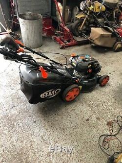 BMC 106710 20 190cc Electric Start Self Propelled 6.5hp Petrol Lawn Mower