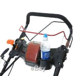 BMC 20 501mm ELECTRIC START Self Propelled WOLF 5.5HP Petrol Lawn Mower