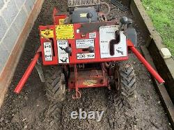 Baretto Chain Trencher Trenching Machine Petrol Digger Self Propelled