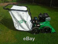 Billy Goat Kv 650 Self-propelled Leaf Vacuum