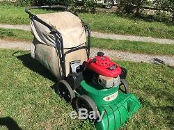 Billy Goat Kv650sph Honda petrol Self Propelled litter leaf vacuum