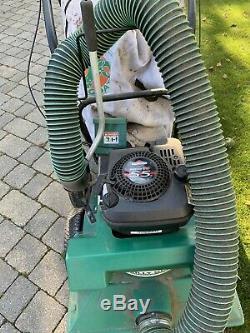 Billy Goat Leaf Vacuum KD512SP Self Propelled
