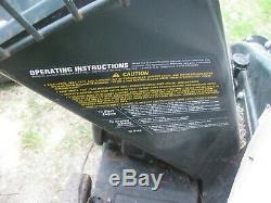 Bolens Chipper Shredder Petrol Self Propelled