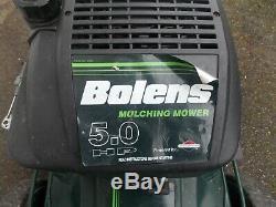 Bolens Mulching Self Propelled Petrol Mower 5.0HP 22 Cut
