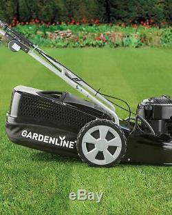 Briggs & Stratton Self Propelled Petrol Lawn Mower 46c Cut Width 65l (Grass Box)