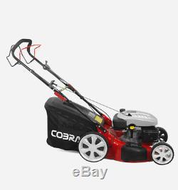 COBRA M51SPC 20 Self Propelled Mulch Lawnmower 4 in 1. Free Oil. 2 Yrs Warranty