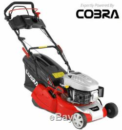 COBRA RM40SPCE 16 Electric Start Rear Roller Self Propelled Lawnmower