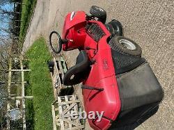 Castelgarden ride on lawn mower in good condition