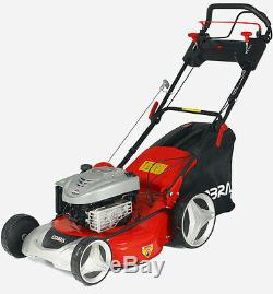 Cobra 20 Self propelled petrol lawn mower MX514SPB 4 Speed drive 2yr warranty