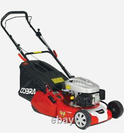 Cobra Corm46c Rear Roller Lawn Mower With Free Delivery