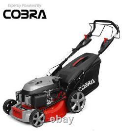 Cobra Mx484spce Self Propelled Electic Start Petrol Lawnmower Popular In Uk