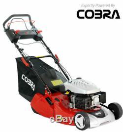 Cobra RM514SPC Self Propelled 20 4-Speed Rear Roller, Cobra DG600 OHV Engine