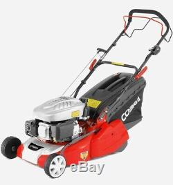 Cobra Rm40spc 16 Rear Roller Lawn Mower Self Propelled 2 Yrs Warranty Free Oil
