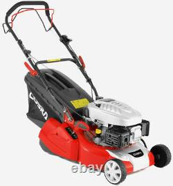 Cobra Rm40spc Rear Roller Petrol Lawn Mower Last Stock In The Uk