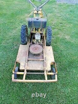 Commercial Lawn/paddock / rough terrain mower