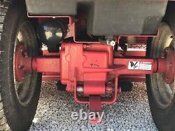 Compact Tractor Toro Wheel Horse 518-H 18HP Twin Cylinder Onan engine