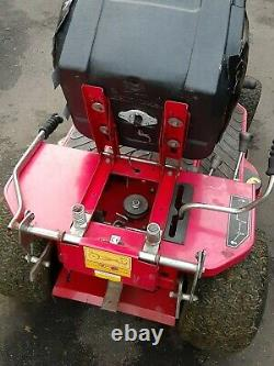 Countax C400H ride-on lawn mower tractor 38 IBS deck Briggs petrol engine