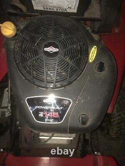 Countax C50 ride on mower 40inch Deck 500cc Petrol Briggs & Stratton Hydrost
