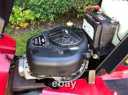 Countax C50 ride on mower only 48hrs