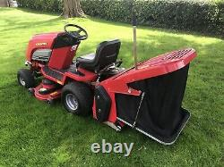 Countax C800he Ride On Mower Honda V Twin Engine Serviced Ready To Go