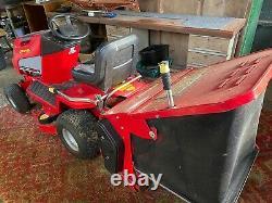 Countax Hydrostatic C300h Ride On Mower