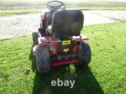 Countax/Westwood Ride on Mulching mower