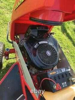 Countax a20-50 Mid Mounted Mulching Ride On Mower