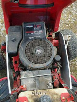 Countax c300h ride-on mower